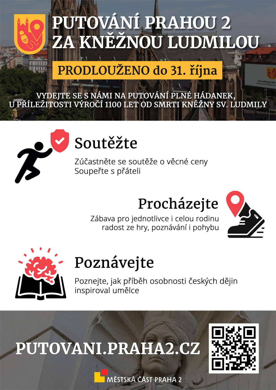 Putování, Ludmila - prodloužení