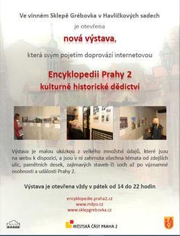 Výstava v Grébovce plakát