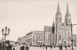 Titulní str - nám. Míru, kostel sv. Ludmily