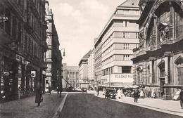 Září - Slezská ulice s Vinohradskou tržnicí