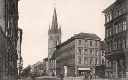 Prosinec - kostel sv. Štěpána
