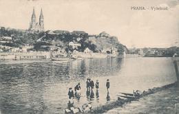 Srpen 2018 - Vyšehrad