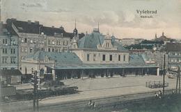 Září 2018 - nádraží Vyšehrad