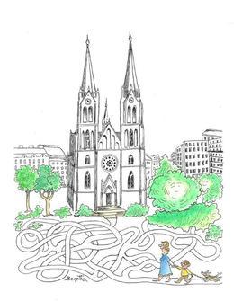 K2021_červenec_kostel sv. Ludmily