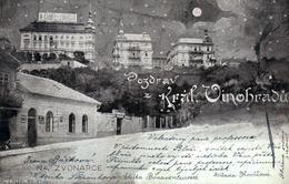 Zvonařka, pohlednice, 1899. Zdroj: archiv M. Frankla