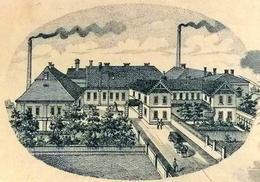 Zvonařka, obrázek - detail z faktury, kol. 1890. Zdroj: archiv M. Frankla