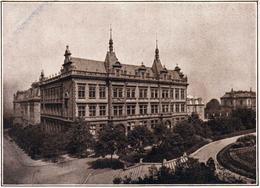 Škola Na Smetance. Zdroj: archiv M. Frankla
