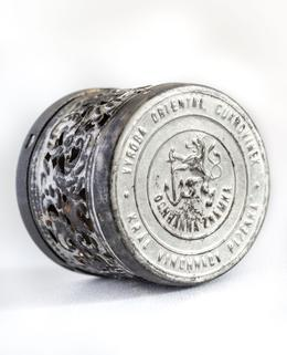 Maršner II - Krabička na bonbony okolo 1900