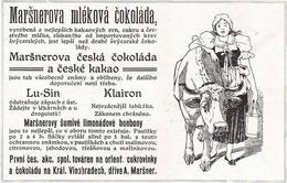 Maršner VII - reklama 1908