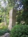 Českým botanikům, Botanická zahrada UK, Na Slupi 16, Nové Město (autor fotografie: Dagmar Broncová)