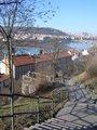 Okouzlující výhled z parku Pod Hradbami (autor fotografie: Dagmar Broncová)