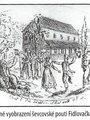 Nejstarší známé vyobrazení ševcovské poutě (archiv MILPO)