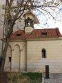 Kaple Božího těla (Foto M. Polák, květen 2020)