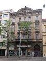 Dům v Ječné ulici ve slohu italské renesance (Foto M. Polák, 2021)
