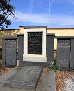 Hrobka Moritze Gröbeho