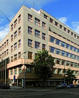 Český rozhlas, stará budova