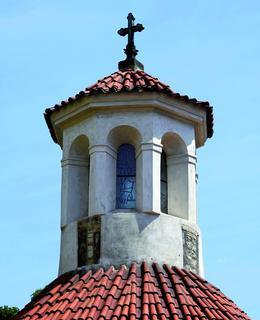 Lucerna - Rotunda sv. Longina