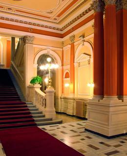 schodiště, Národní dům