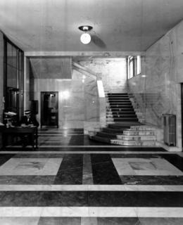 Vestibul Rozhlasu (Archiv ČRo)