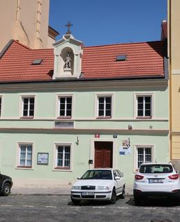Vojtěch Ruffer, Vratislavova čp. 66/15, Vyšehrad