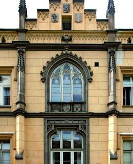 Nemocnice pražského obchodnictva (Kupecká nemocnice)