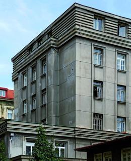 Studentská kolej Budeč