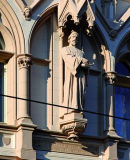 Sborový dům Českobratrské církve evangelické