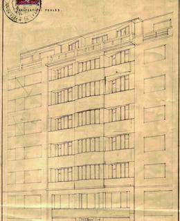 Polyfunkční dům pro JUDr. Svojsíka