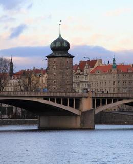 Jiráskův most (Nové Město, Smíchov)
