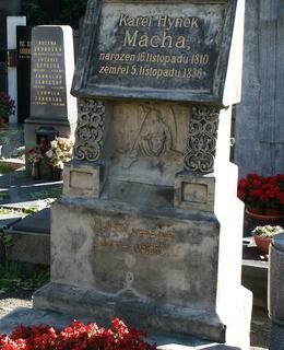 Mácha_Vyšehrad