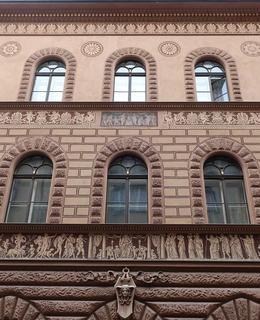 Schnirchův dům v Mikovcově ulici