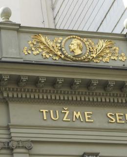 detail budovy