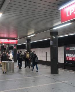 stanice trasy C I. P. Pavlovo