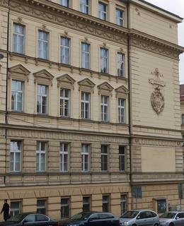 Školní budova Vinohradská 920/54 dnes