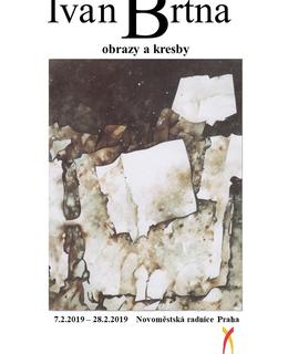 I.Brtna plakát