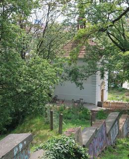 Zeleň Pod Nuselskými schody