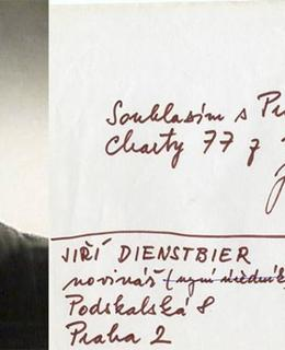 Dienstbier_Charta77