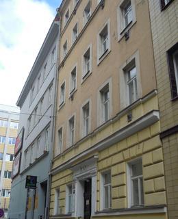 Dům č. 10 v Mikovcově ulici