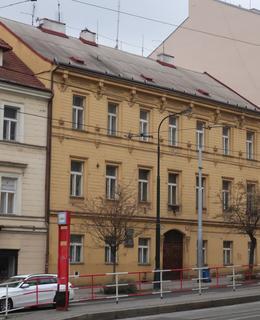 Dům ve Vyšehradské ulici