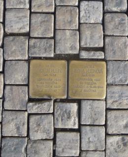 Kleinovi, kameny zmizelých