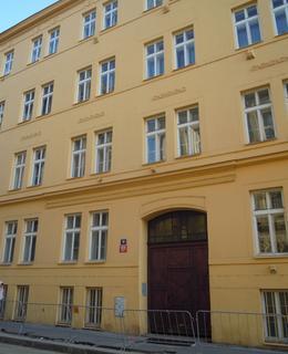 Dům v ulici Na Bojišti