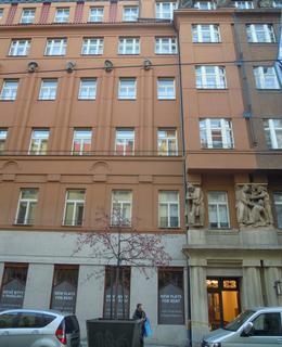 Dům v ulici Myslíkova 8