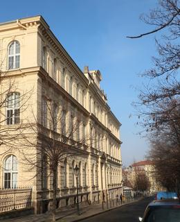 Přírodovědecká fakulta UK ve Viničné ulici, foto M. Polák