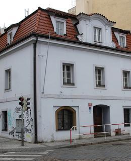 Měšťanský dům U Kolíbalů č.p.420 (Foto Milan Polák,2020))