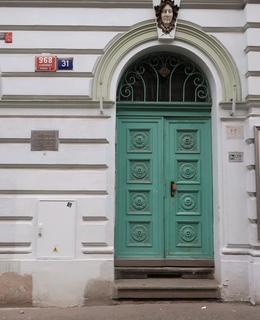 Korunní 31 (Foto Milan Polák, 2020)