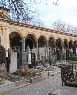 Arkády (Foto M. Polák, 2020)