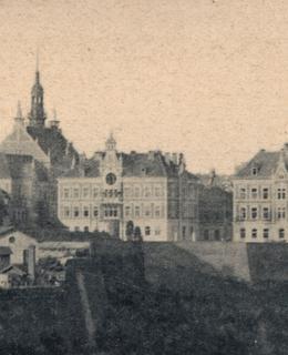 Dětská nemocnice na Karlově