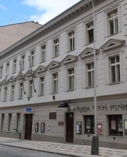Bablínova 6 (foto Milan Polák)