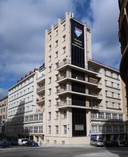 Dům Vzájemné hasičské pojišťovny (Foto M. Polák, 2020)