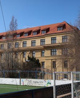 Budova Jedlička ústavu v Nuslích (Foto M. Polák, 2020)